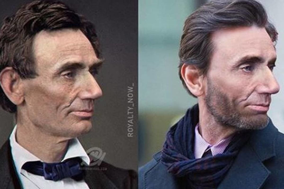 Artist's gallery shows us what historical figures would look like if they were alive today