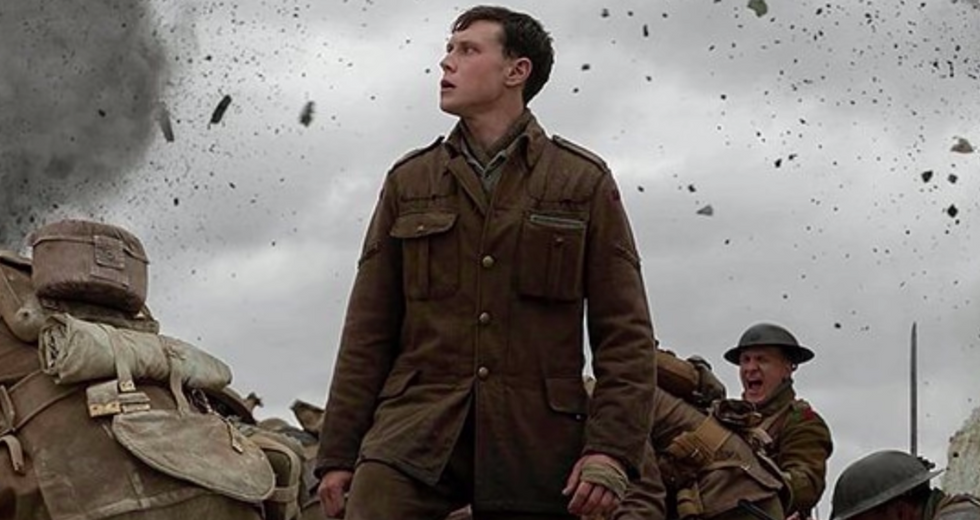 1917 Totally Deserved The Golden Globe for Best Motion Picture - Drama (SPOILERS)