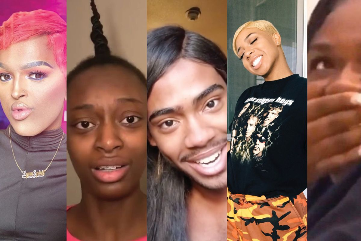 Make the Internet: Five Viral Black Creators on Owning Their Voice