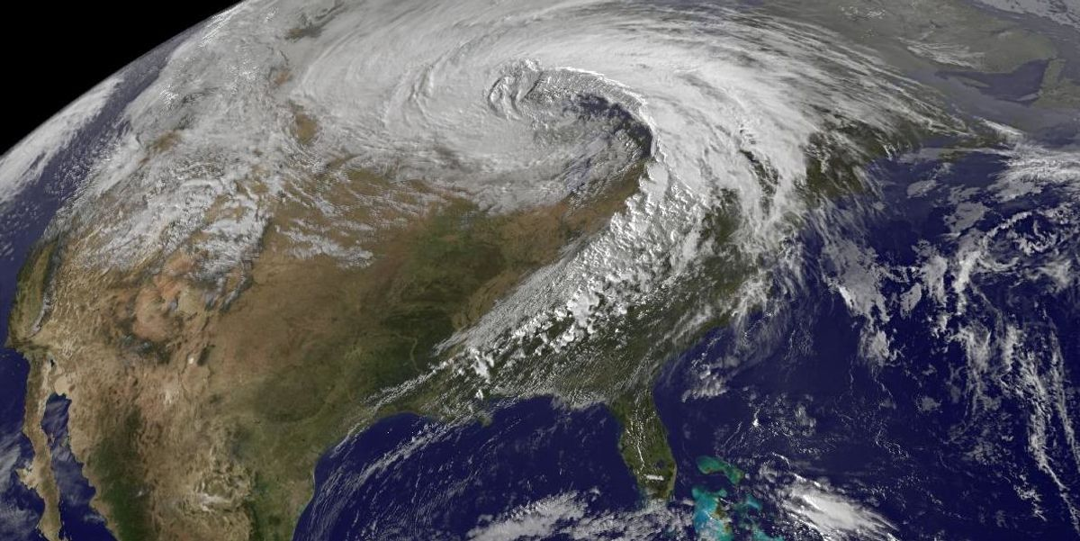 Cyclone from Oct 2010, via NOAA