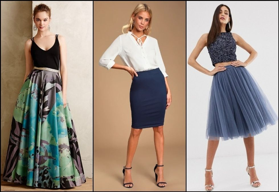 Tips to Style your Skirt in Fabulous Ways