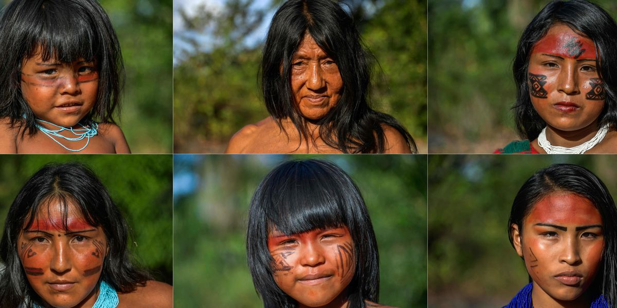 Indigenous People May Be the Amazon's Last Hope
