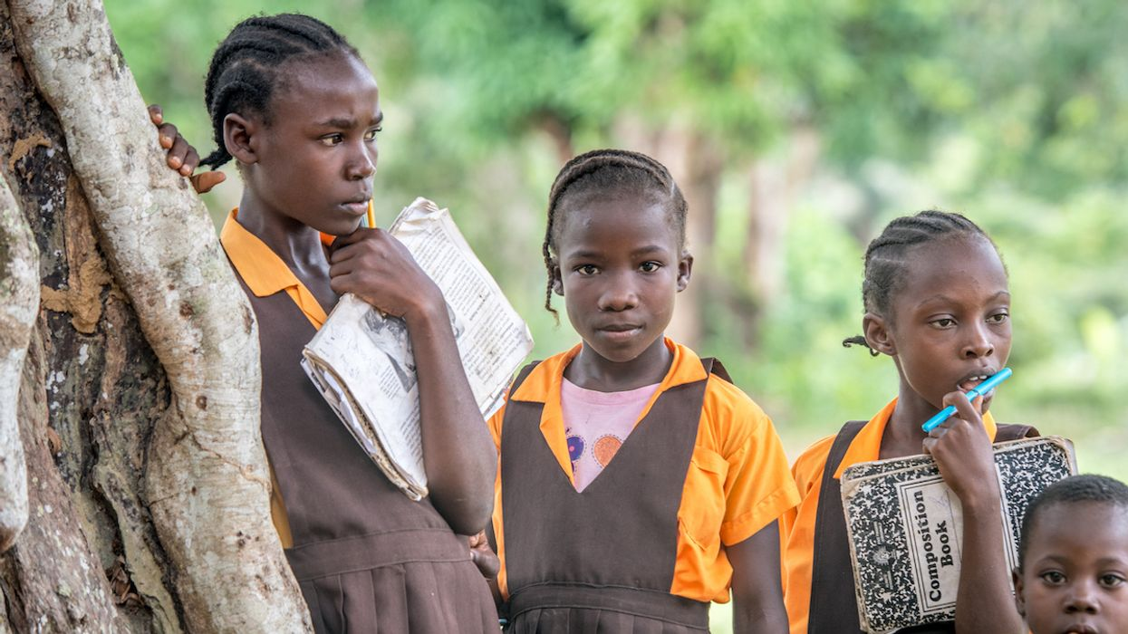 Schools for Girls Can Help Tackle the Climate Crisis
