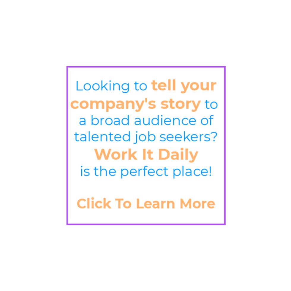 Build your company's employer brand with Work It Daily's Champion Badge Program