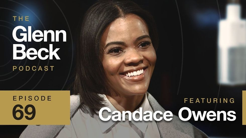 image for COMING SATURDAY: Leftists need black America but Candace Owens doesn't n...