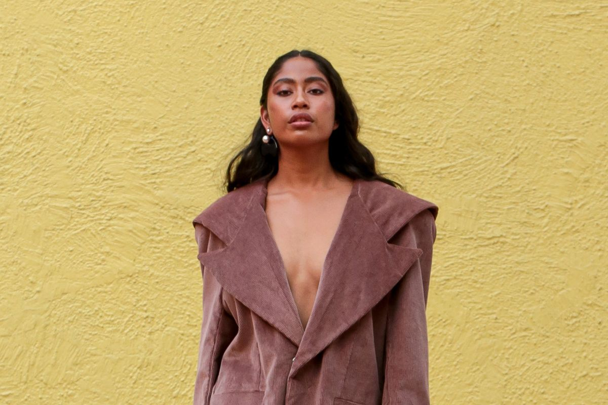 Barragán Puts Mexico on the Fashion Month Map