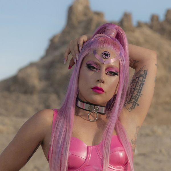 What Inspired Lady Gaga's 'Kindness Punk' Makeup