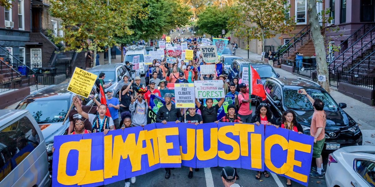 House Democrats Roll out Environmental Justice Bill