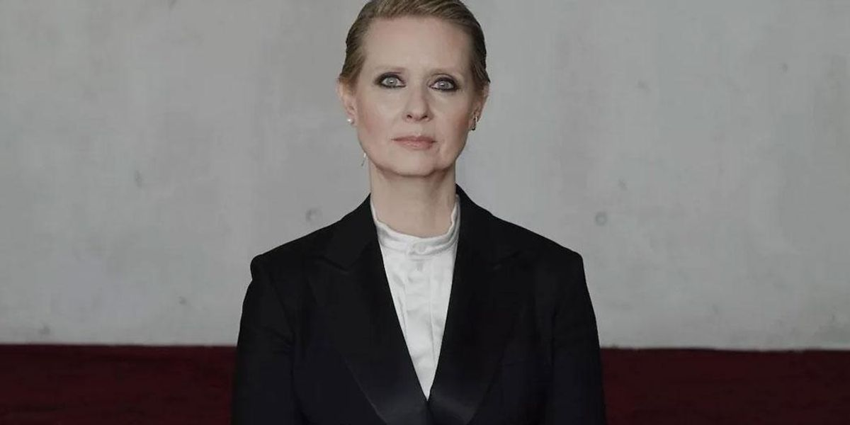 Cynthia Nixon voices powerful viral video about impossible standards for women