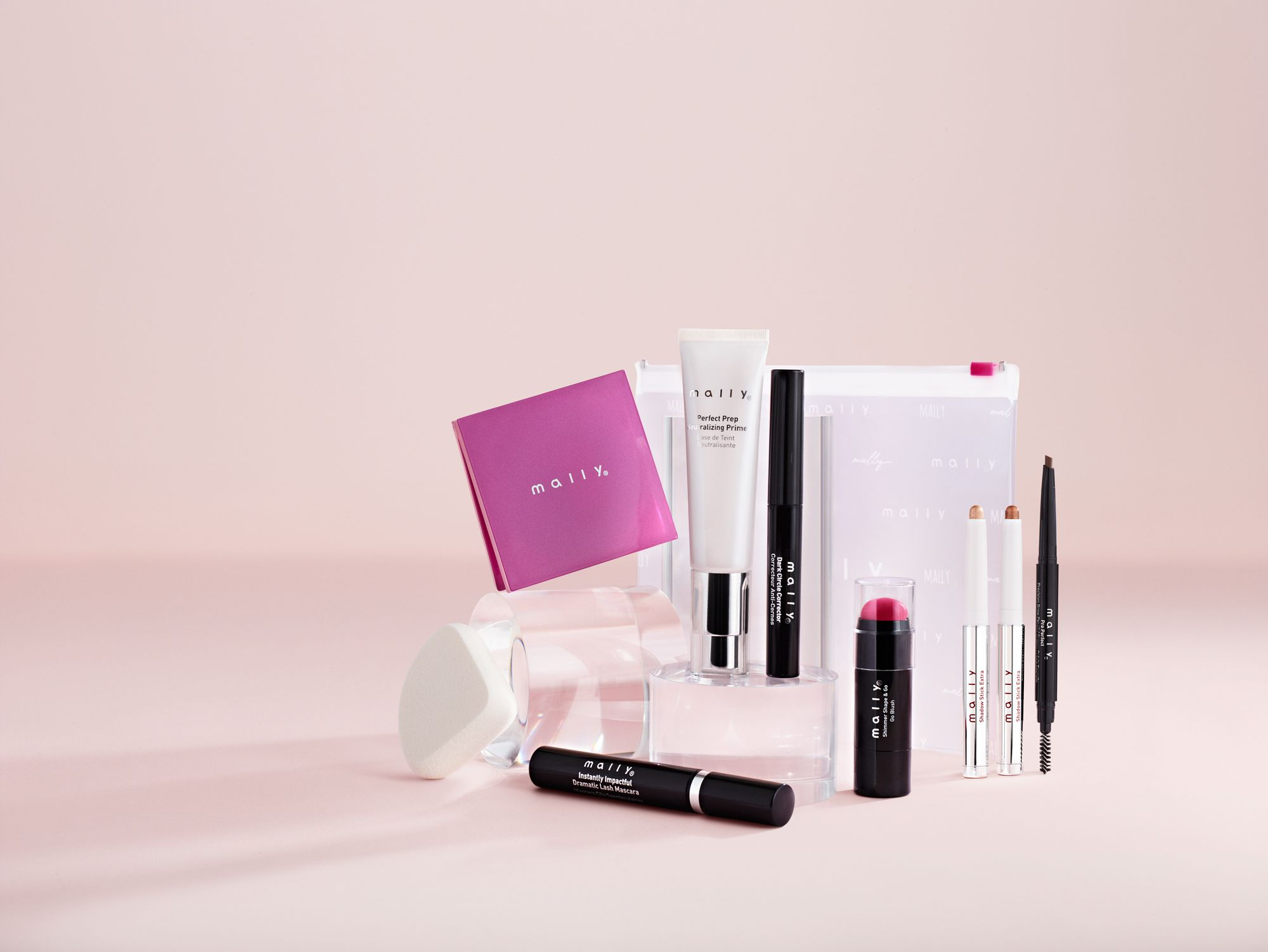 Mally Beauty Circle of Light makeup kits