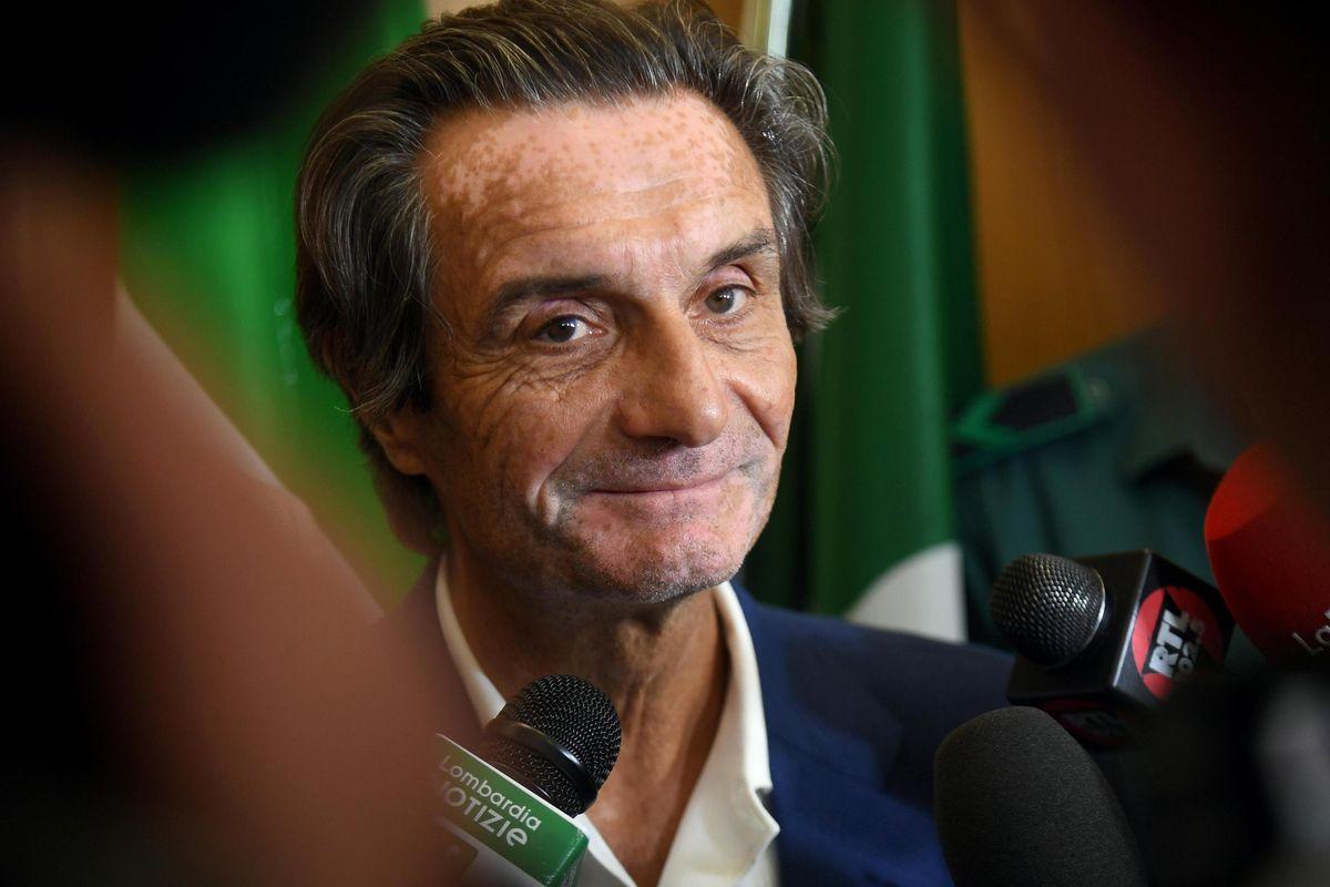 Attilio Fontana: «La sanità è sotto pressione. Pronti ad assumere medici»