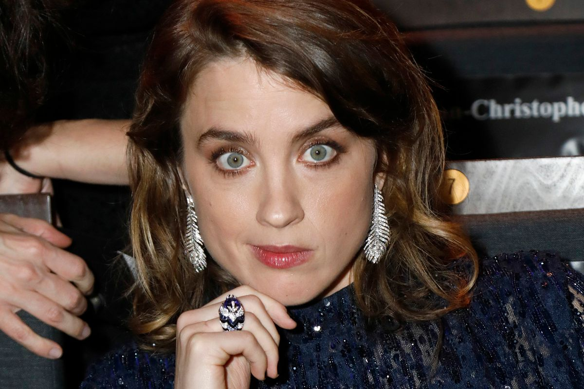 Actress Walks Out After Roman Polanski Won at Awards Show