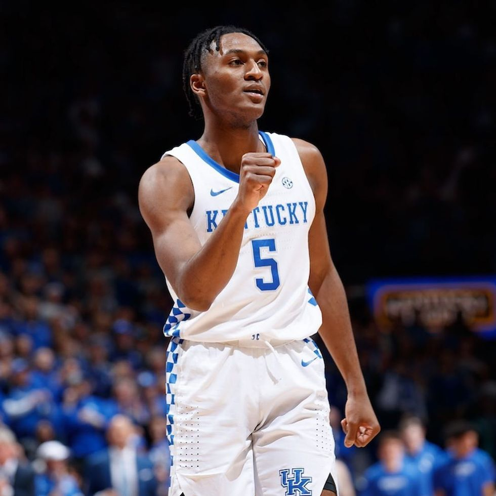 Will Immanuel Quickley's Rise End The One And Done?