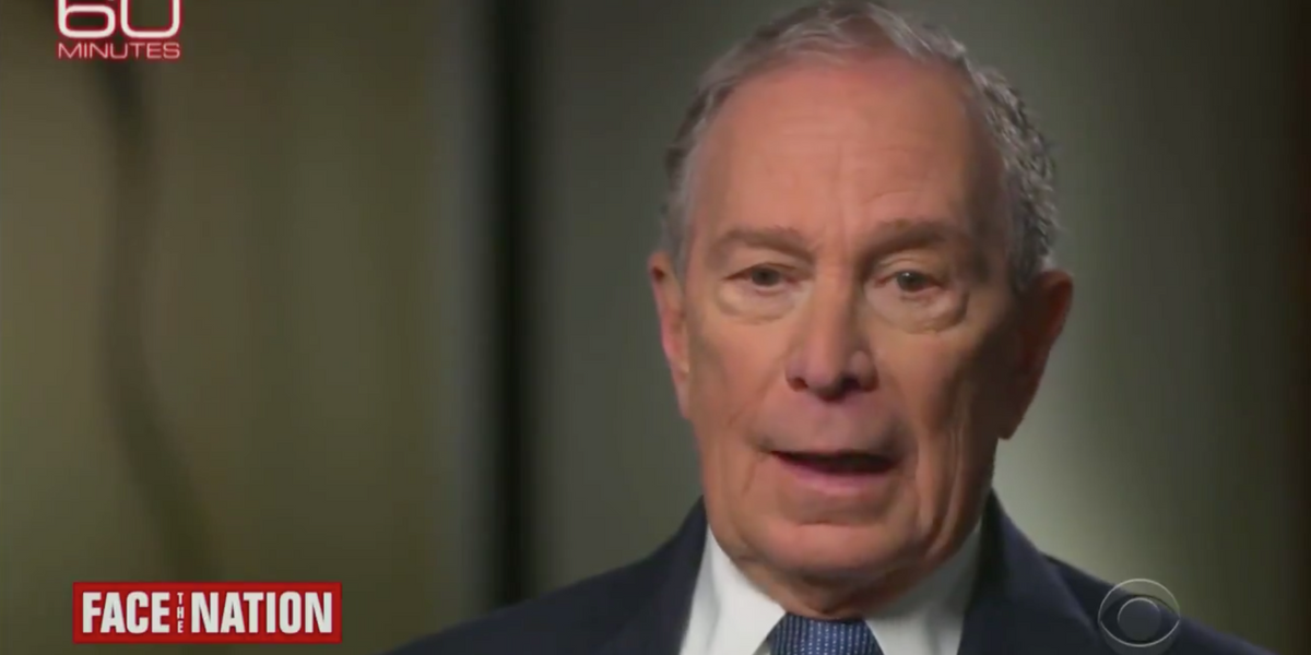 VIDEO: Reporter shuts down Bloomberg after he falsely claims Trump called coronavirus 'a hoax'