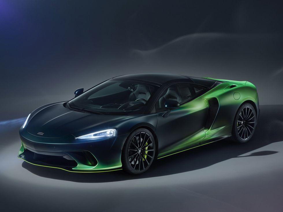 2020 McLaren Verdant Theme GT by MSO