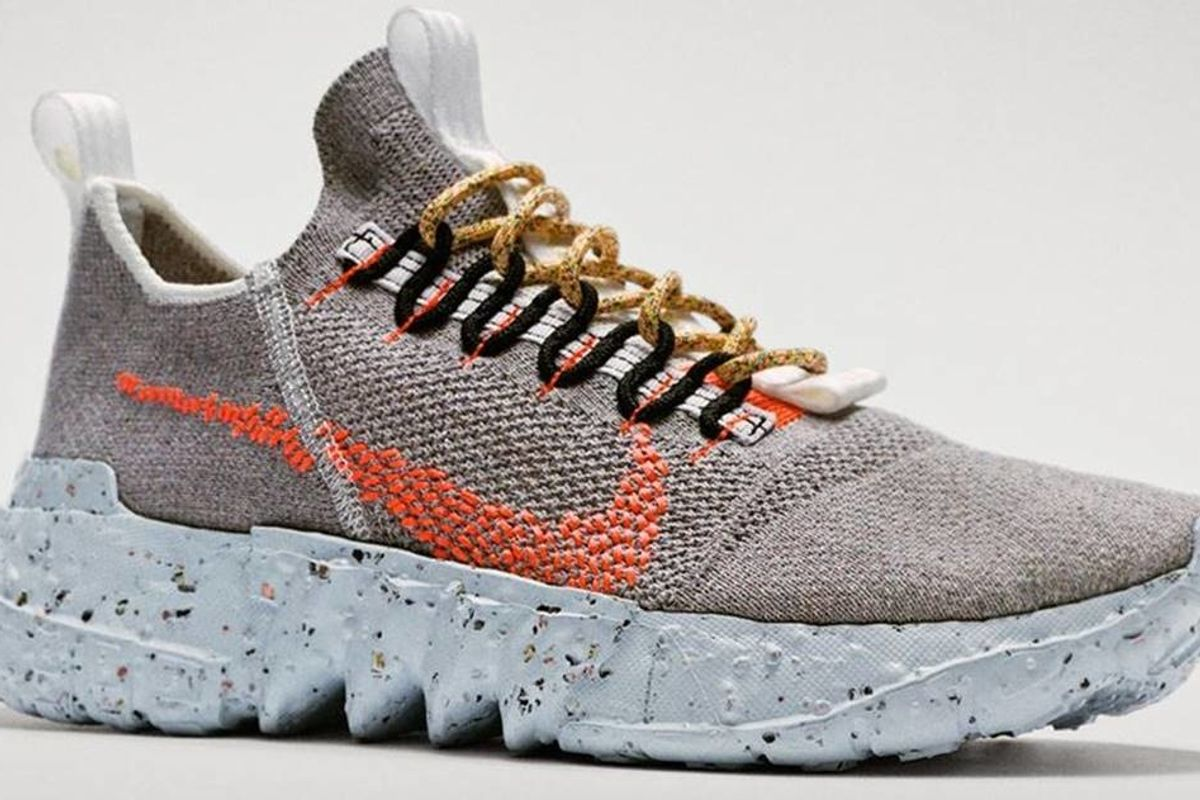 Nike's new NASA-inspired 'Space Hippie' shoes are its most sustainable yet