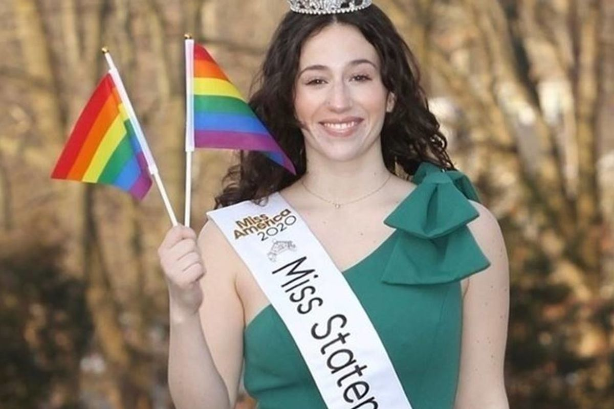 Miss Staten Island banned from St. Patrick's Day parade after coming out bisexual