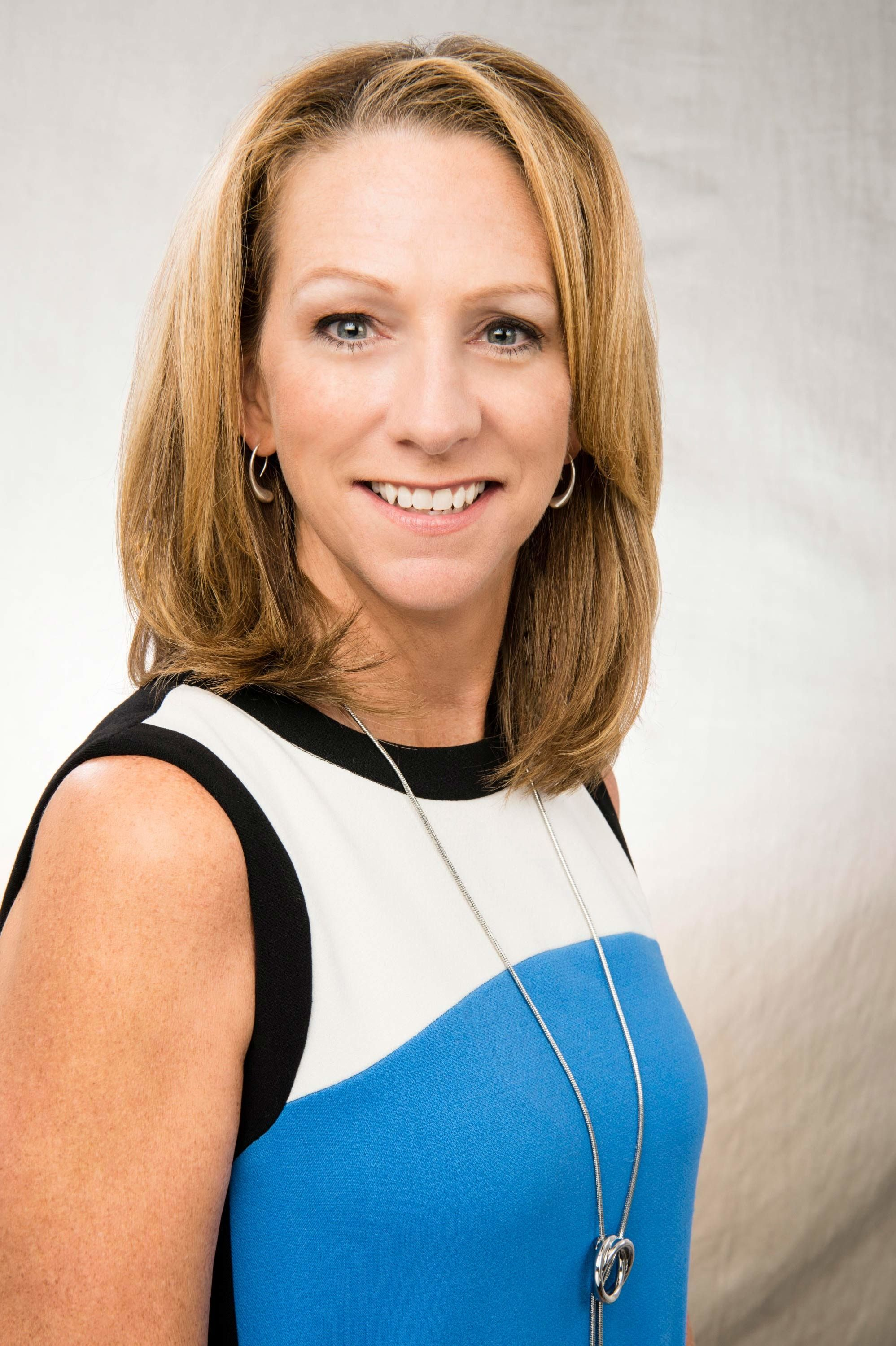 Sports reporter Beth Mowins.