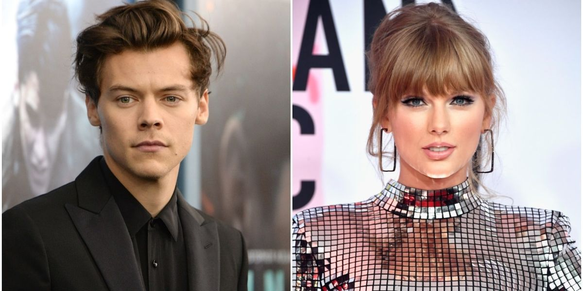 Harry Styles Reflects on Taylor Swift's Alleged Songs About Him