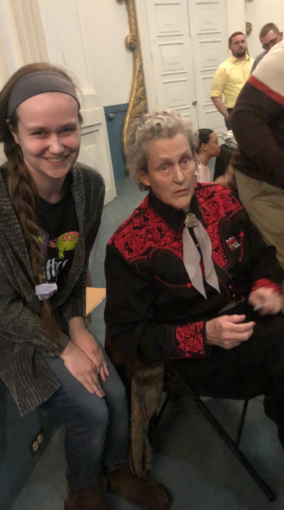 What Temple Grandin Taught Me