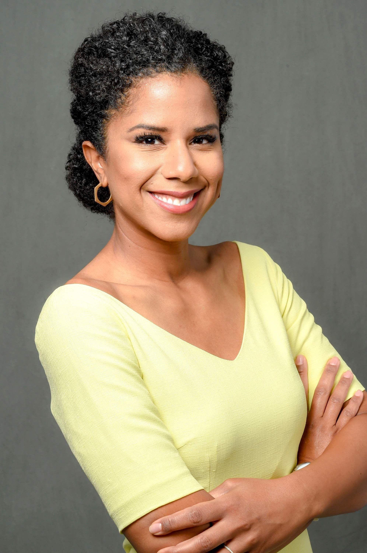 CBS News Correspondent Adriana Diaz.