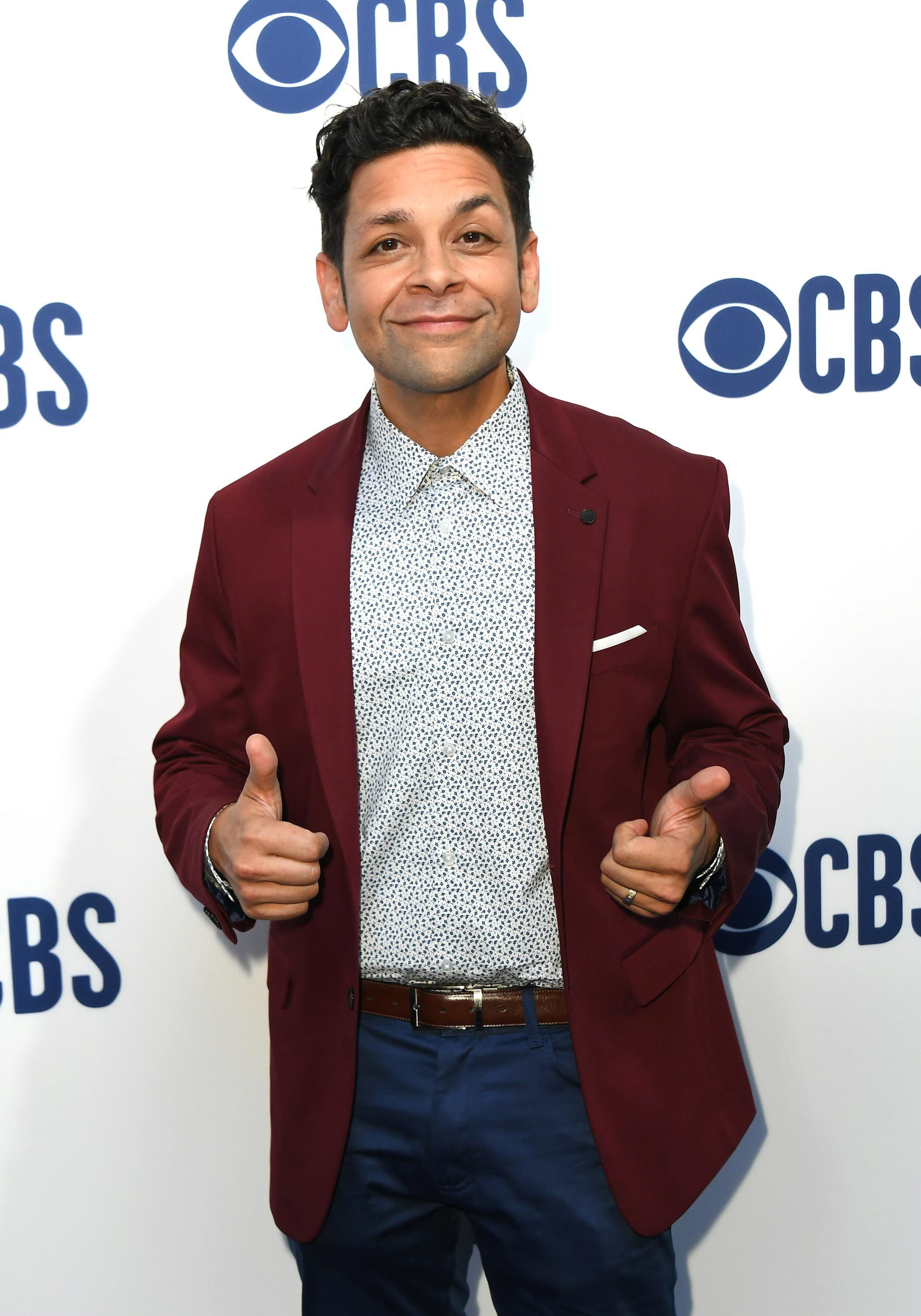 Izzy Diaz of TV show Broke