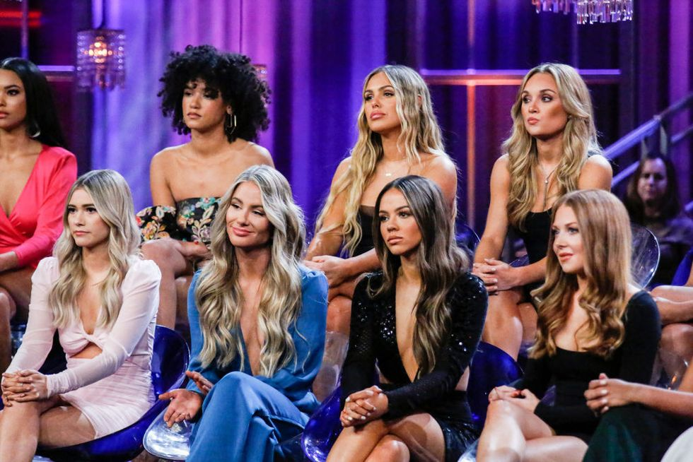 Bachelor Breakdown: Monday Night's Alright For Fighting