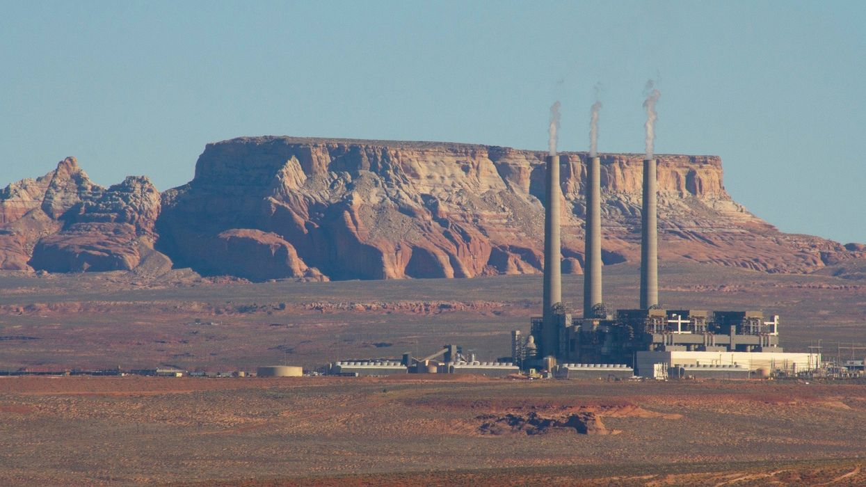Tribes Struggle to Adjust After the Largest Coal Mine in the West Closes