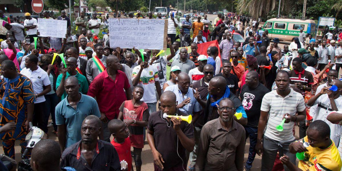 Malians Heading to Voting Polls Despite Coronavirus Outbreak