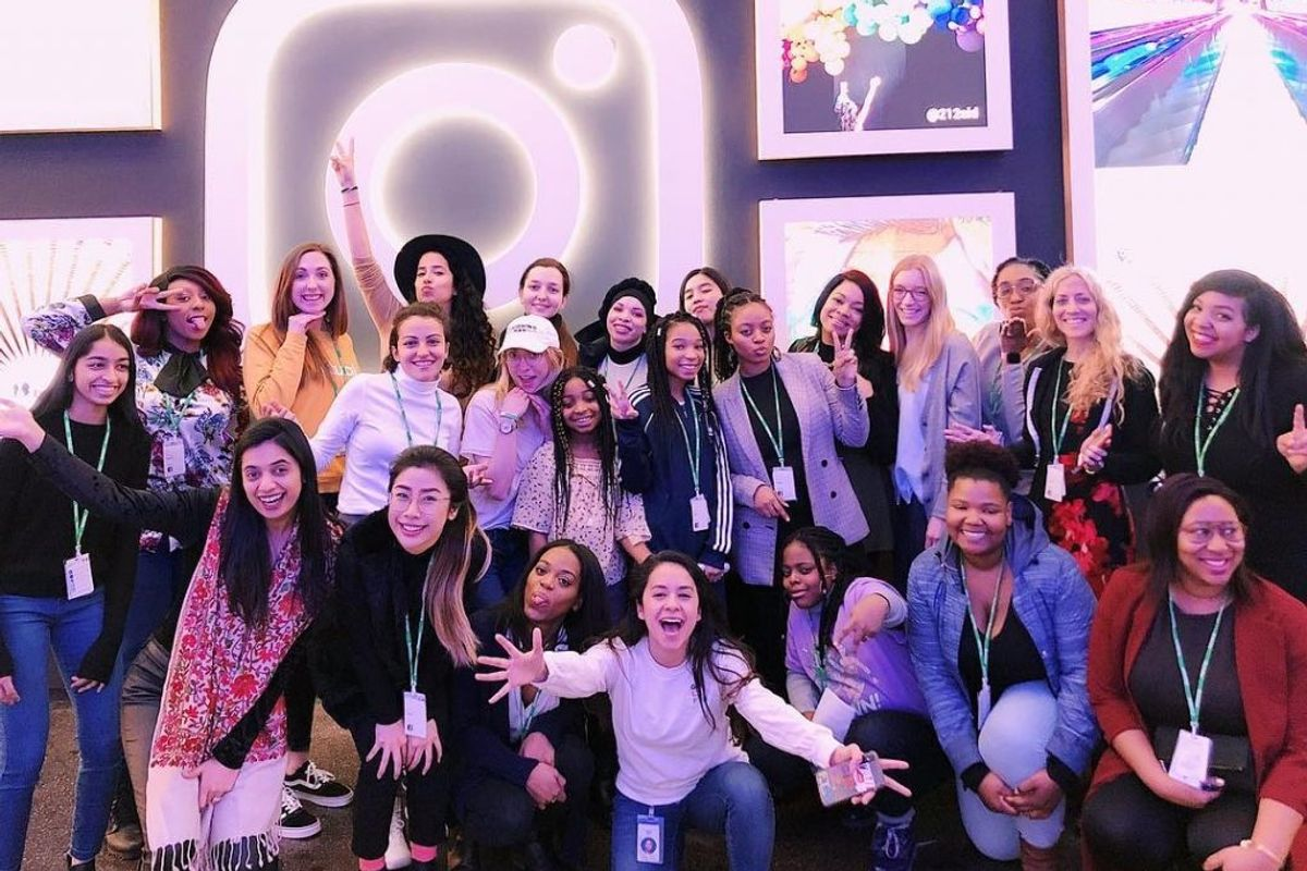 GirlzFTW's co-founder creates a global mentorship program for the next generation of gender equality advocates