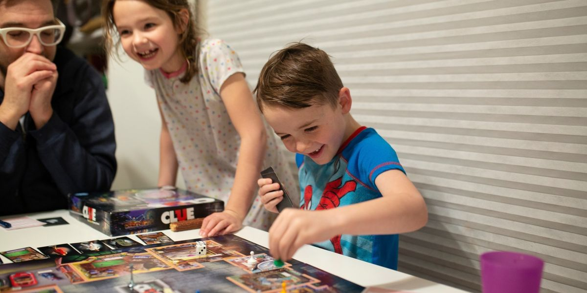 25+ board games kids + parents will love playing together