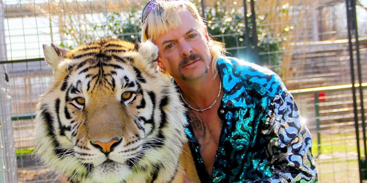 The 'Tiger King' is the weird distraction all parents need right now
