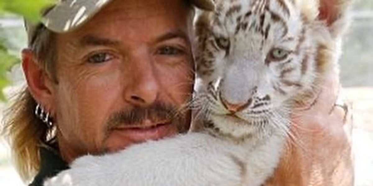 Photo of Joe Exotic Wants a Presidential Pardon ASAP | Papermag