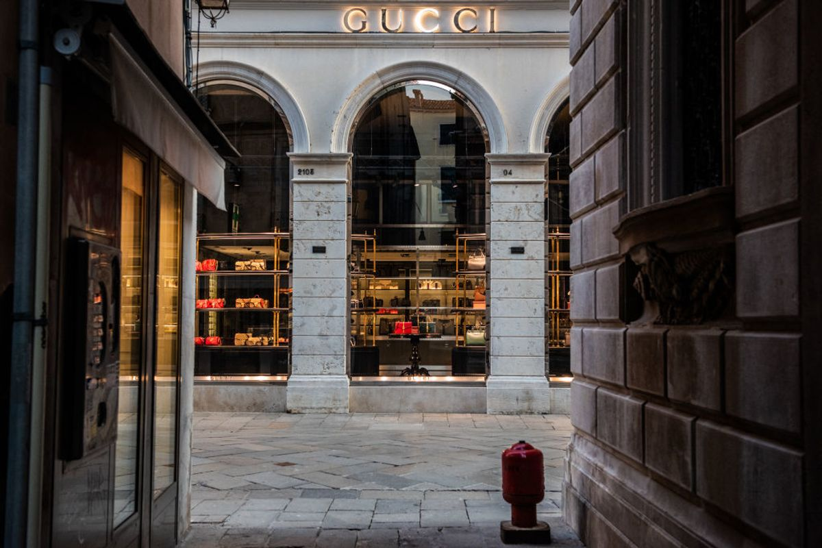 Gucci Partners With the WHO for COVID-19 Relief