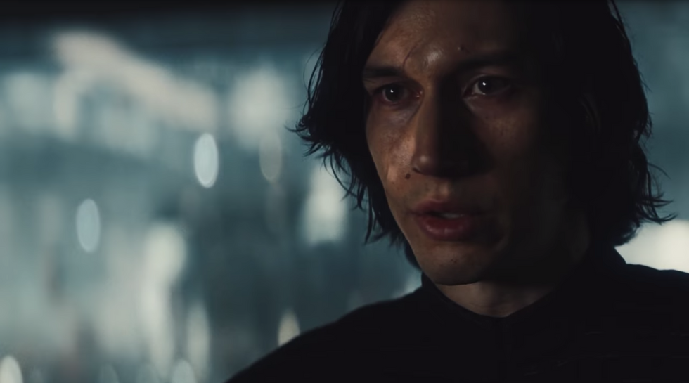 A Brief Study on 'Star Wars' Character Ben Solo