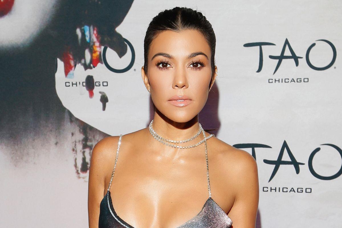 Kourtney Kardashian Says She Quit 'KUWTK'