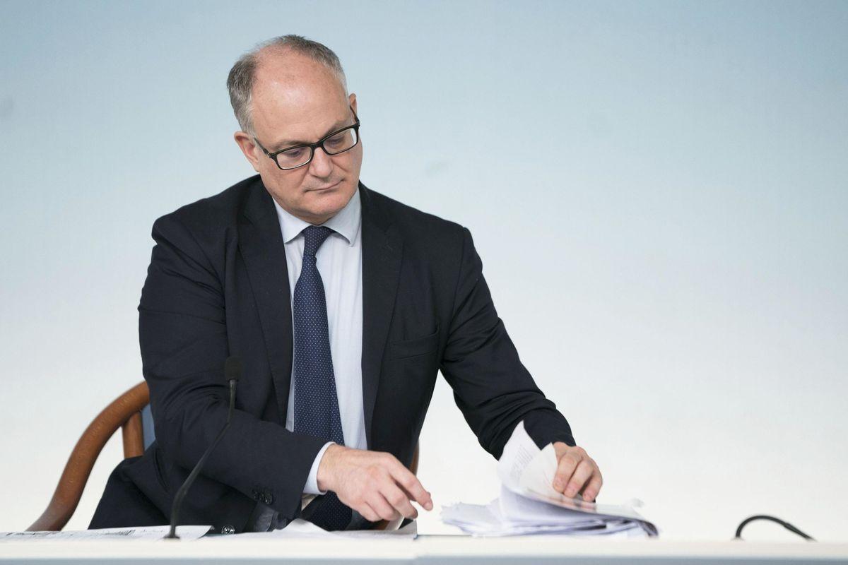 Lo choc dell'europartigiano Roberto. Si è svegliato e ha trovato l'invasor
