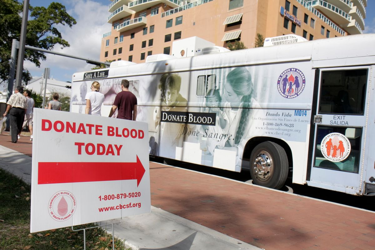 Senators Want to End Sexuality-Based Blood Donation Restrictions