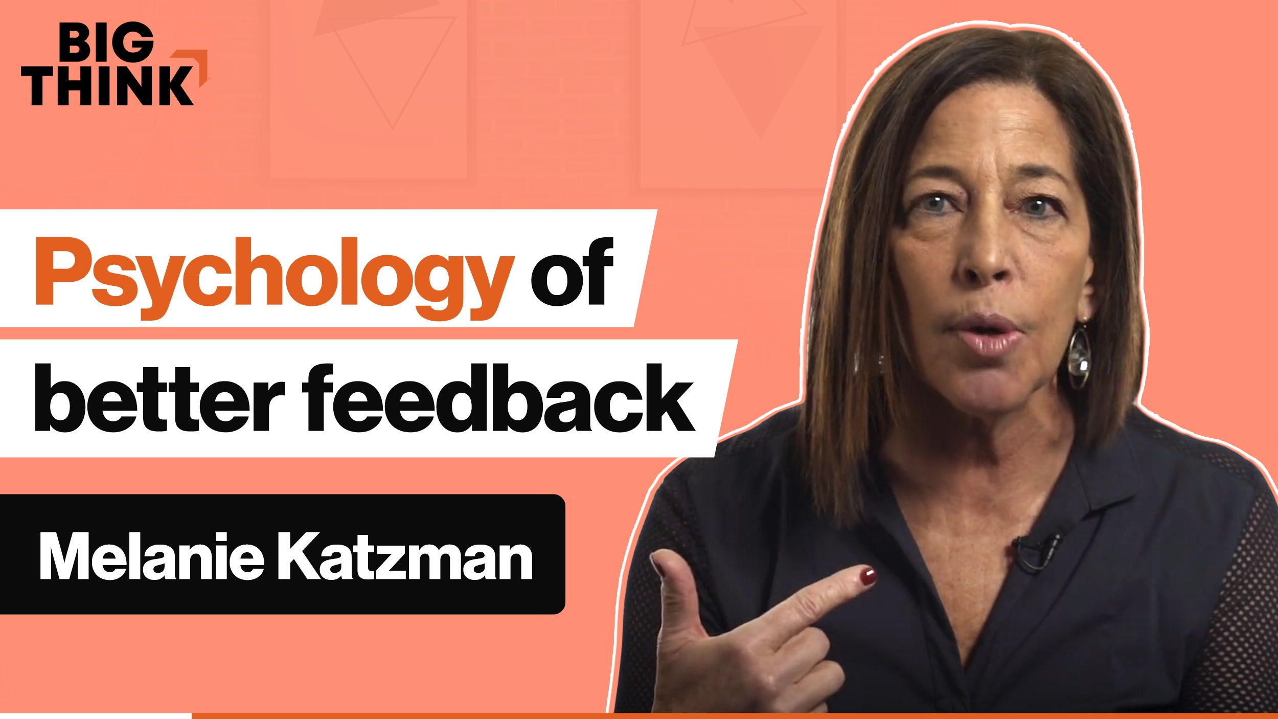 Psychology of feedback: How to give or receive valuable critique – Big Think