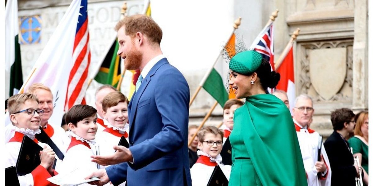 Prince Harry + Meghan say they don't plan to ask U.S. for help with security costs