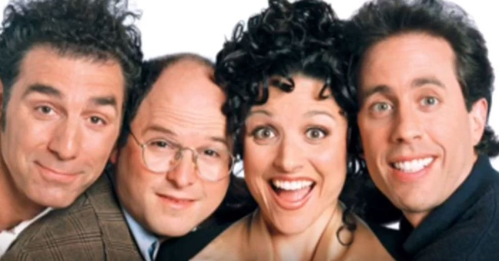 5 Reasons Why 'Seinfeld' Is The Best 90's Sitcom