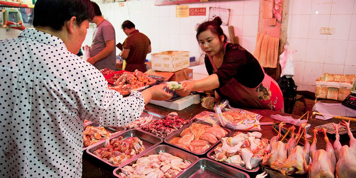 BACK IN BUSINESS: Chinese wet markets that unleashed coronavirus on globe have reopened — and they're still selling bats