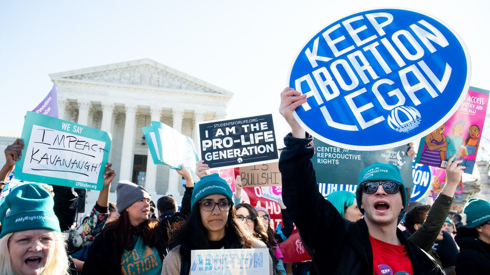Abortions ARE An Essential Procedure And Should Be Treated As Such Even During A Global Crisis