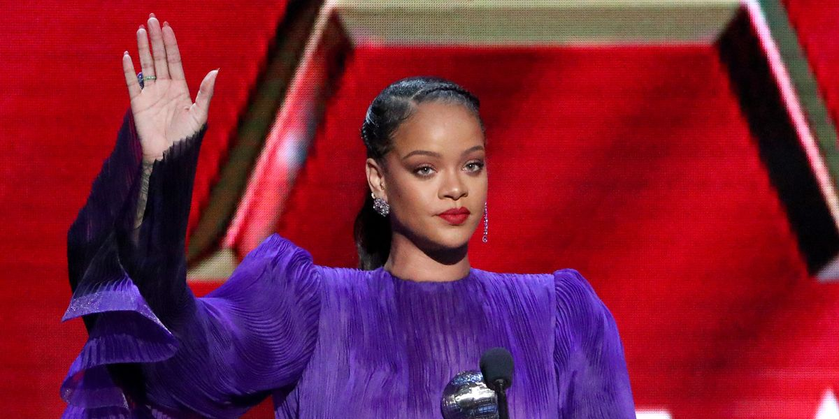 Rihanna Wants 'Three or Four' Kids, With or Without a Man