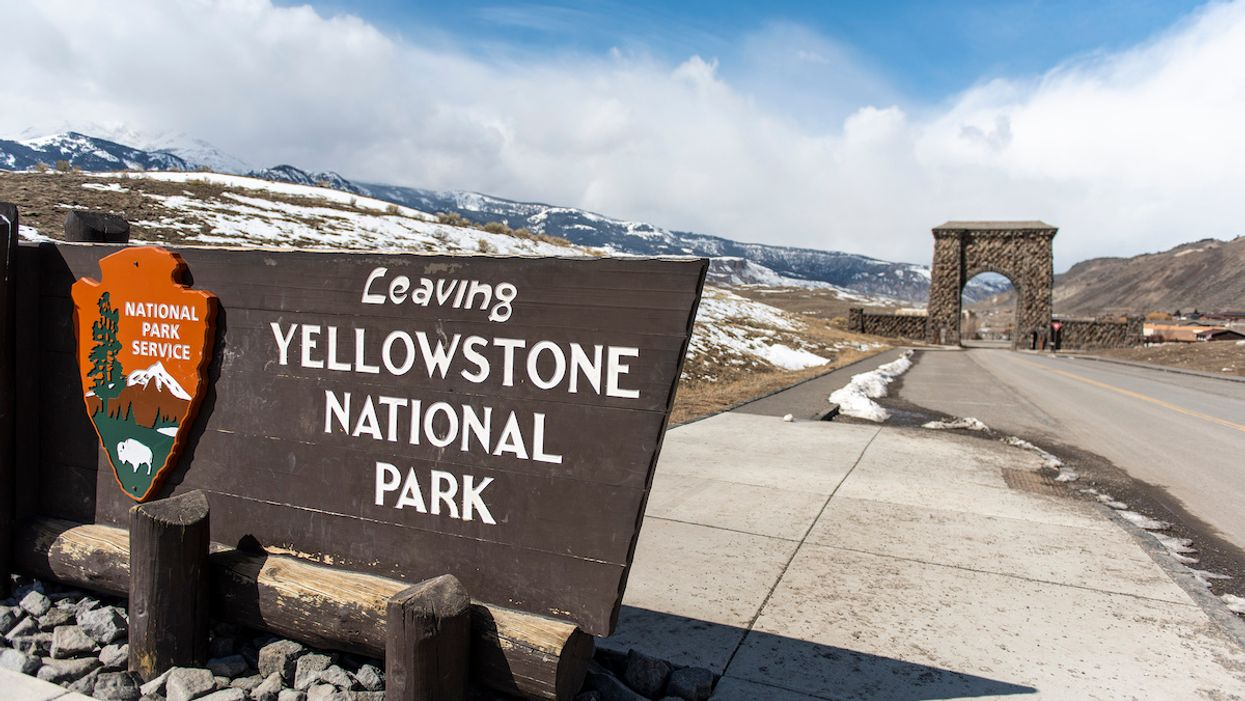 National Parks Starting to Close Amid Coronavirus Fears