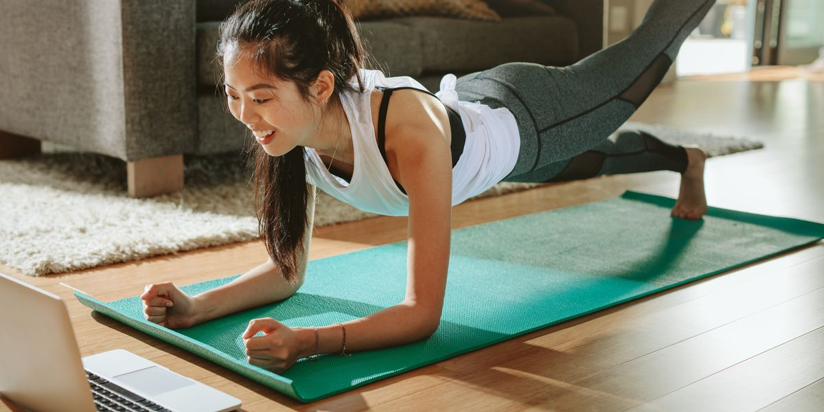 How Do You Stay Performance-Ready When You're Stuck at Home?