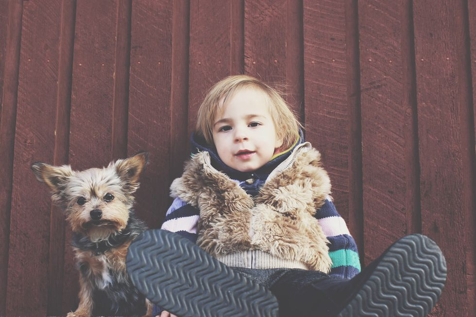 5 Reasons Why Having A Puppy Is Basically Like Having A Child
