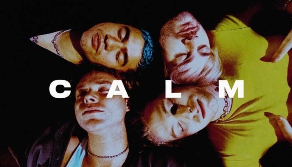 Remain 'CALM': 5 Seconds Of Summer's Latest Album Is Finally Out