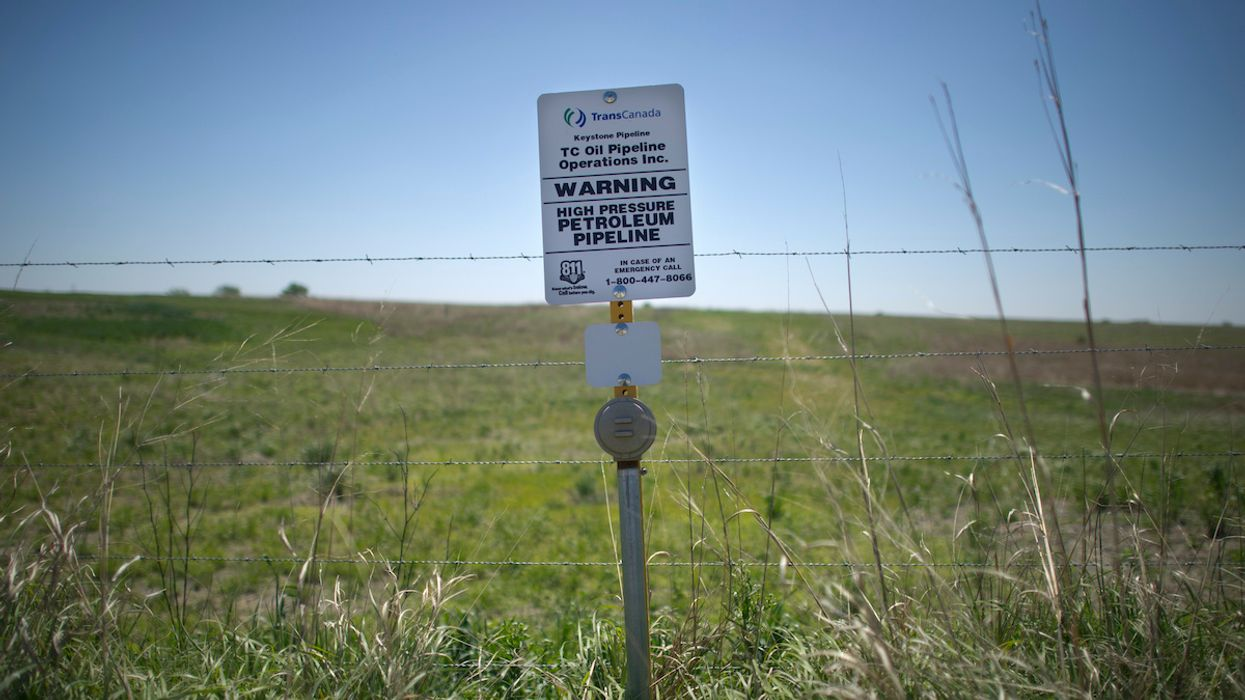 Keystone XL Pipeline Construction to Forge Ahead During Coronavirus Pandemic