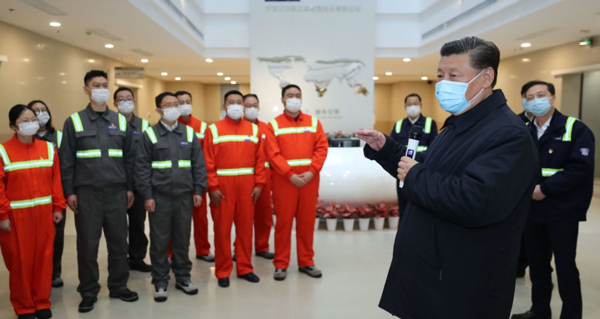 China is lying about COVID-19 death toll and confirmed cases, and the US intel community knows it